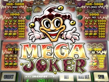 Spiele Mega Joker - Video Slots Online