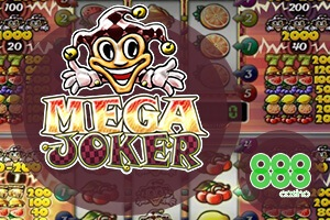 Play Mega Joker Slot at 888casino