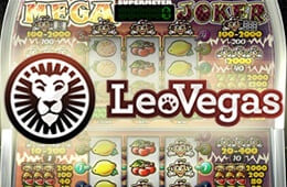 2-preview-260х170-mega joker slot at Leo Vegas Casino